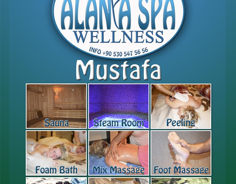 alanya spa massage